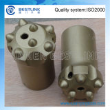 Wolfram Carbide Ballistic und Spherical Rock Drill Taper Button Bit