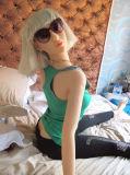 Cheio-tamanho Realistic Silicone 3D Love Doll de Wanted 163cm do agente