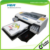 Desktop высокоскоростная печатная машина тенниски A2