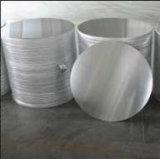 Círculo de aluminio profunda Dibujo 8011
