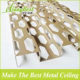 20 Años de Garantía decorativo interior de aluminio Panel de revestimiento de la pared