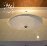 Construção Bathroom Under Table Sink com Ceramic Material (SN001)