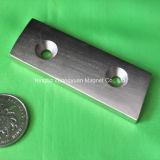 Kundenspezifischer Lichtbogen-Segment NdFeB Neodym-Magnet