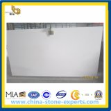 Reines White Quartz Artificial Stone Slab für Countertop (YYAZ)