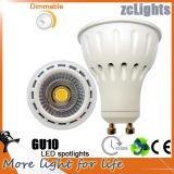 MAÏSKOLF Soptlight van het vrije LEIDENE van Steekproeven GU10 Lumen van de Schijnwerper de Hoge (GU10-A7)