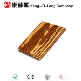 Suelo de madera de bambú tejido filamento del tigre
