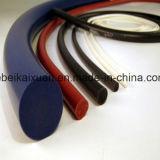 Cabo da borracha de silicone do anel-O da densidade/cabo quadrado do silicone