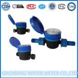 Einzelner Düsentrockner-Nylontyp Wasser-Messinstrument Dn15-Dn25
