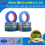 Azul Jumbo Rollo Enmascarado Presión Sensitive Tape Papel Mt 610 Temperatura Media