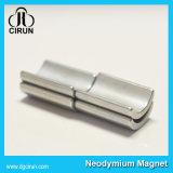 モーターのための極度の強い焼結させたアークの形のネオジムの磁石