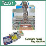 Cadena de producción automática del papel de Kraft máquina de la fabricación