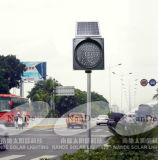 Solar-LED Ampel des heißen Verkaufs-Gelb-Blitz-mit bestem Preis