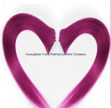 """Cabelo cabelo frente e verso da fita do plutônio do #Rose da fita 28 da extensão 12 """" - """""""