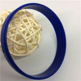 O bracelete por atacado profissional de venda o mais quente da forma do silicone 2016