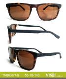 Met de hand gemaakte Sunglass Acetaat Sunglass met Hoogste Kwaliteit (77-a)