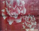 Visión unidireccional del vinilo auto-adhesivo de los materiales de la impresión (120mic papel del desbloquear de la película 120g)