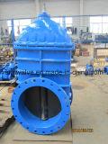 Roda de mão/válvula porta BS3464 da engrenagem Box/Electric/Pneumatic