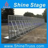 Barriere portatili di concerto della fase delle barriere di Alu