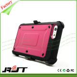 Caixa Shockproof do telemóvel do híbrido Silicone+PC com suporte do carro