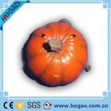 Abóbora personalizada original da resina para a decoração de Halloween