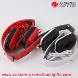 GroßhandelsFashion 3.5mm Plug Foldable Plastic Wired Headphone