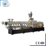 Máquina de extrudado plástica del PVC con la línea caliente de la cara del Agua-Anillo horizontal