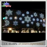 LED 크리스마스 실내 상점가 장식적인 눈송이 빛
