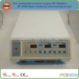 Minimumly Invasice Surgeryrf Ablation RF-2000 Radiofrequency Electrosurgical Unitのため