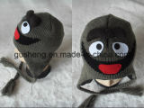 Beanie Anmimal/связал Beanie/связанную крышку/связанные шлем/Beanie детей