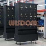 Crémaillère double face de chargeur avec 24 ports de remplissage