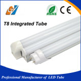 Il tubo Integrated caldo 600mm 9W, T8 di vendita T8 LED ha integrato l'indicatore luminoso del tubo del LED