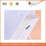 Sacchi di carta bianchi su ordinazione di prezzi di fabbrica di alta qualità
