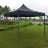 Im Freien sofortiges Garten-Zelt mit schwarzes Puder-Beschichtung