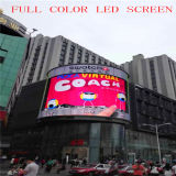 SMD P10 Pantalla LED a todo color al aire libre