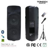 Model THR215UB를 위한 15 Inches Plastic Powered Speaker는 이중으로 한다