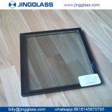 glace isolée par E inférieure en verre inférieure du double vitrage E de 3mm-19mm
