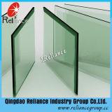 el vidrio Tempered de 4-19m m/endurece la gafa de seguridad del vidrio/con la ISO del Ce