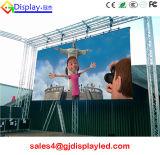 P3.91 signe polychrome Denifition élevé 500*500 de la location DEL
