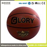 Het aangepaste Officiële Basketbal van de Gelijke met Afgedrukt Embleem