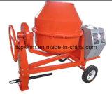 16 kubieke van het Staal van de Trommel van de Ring van het Toestel Voeten Mixer van de Dieselmotor van de Draagbare Concrete