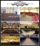 Cadeira profissional da igreja com braço