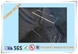 Hoja de 0,35 mm de espesor de PVC claro de la caja plegable