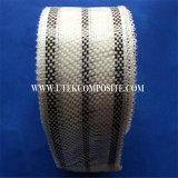 bande hybride de fibre de verre du carbone 200g avec la largeur de 8cm pour la planche de surfing