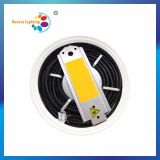 18W RGB impermeable IP68 montado en la pared de luz LED piscina