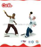Chiffre jouet en plastique de jouet de série d'étoile (CB-PF009-Y) de sport de tennis