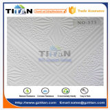 PVC Gypsum Ceiling Tile de Tape Edge de couleur à Linyi
