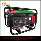 168f Engine 6.5HP 2kw 2kVA Gasoline Generator Set