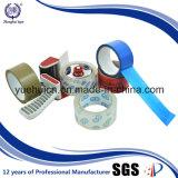 cinta piezosensible del lacre del cartón de 38mic/40mic/45mic OPP