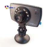 """2.4 do """" registrador G30 da câmera do carro carro DVR com a caixa negra da came do traço de Dvrs do G-Sensor da visão noturna da deteção do movimento"""