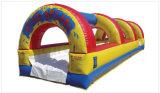 遊園地のゲームのための膨脹可能なスライド
